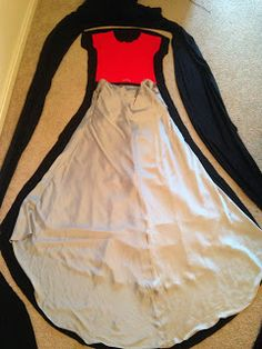 A while ago I hit up a high school marching band yard sale in Orem. It was there that I scored 9 yards of black fabric for $1.25. It was a cotton knit, so the possibilities were endless. Fast-forward four months, Provo City and Allegiant Air threw a family-friendly red  Read More