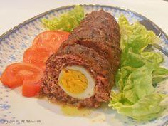 7gramas de ternura: Rolo de Carne