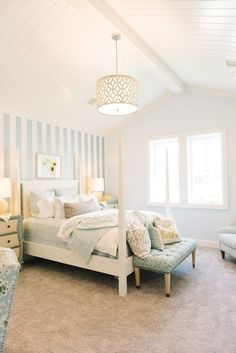 House of Turquoise: Dream Home Tour - Day Two | Bedroom | Dormitório