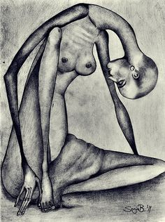 'Catatonic' by Sonja Barbaric