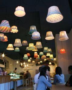 Mixed lamps