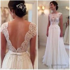 139 ideas for fall 2017 wedding dress trends (121)