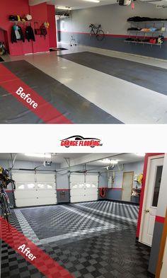 Garage Floor Tiles American Made Truelock Hd Amp Racedeck Garage Bodenfliesen American Made Truelock Hd Amp Racedeck Garage Floor Tiles, Garage Walls, Tile Floor, Garage Doors, Garage Flooring, Garage Wall Organizer, Garage Organization, Garage Storage, Organization Ideas