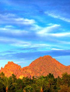 Camelback Mountain, Arizona // larrymillerscottsdale.com