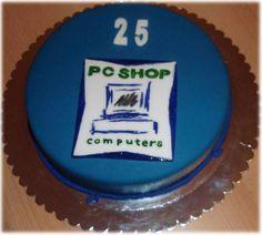 Birthday cake Pc Shop, Birthday Cake, Cakes, Desserts, Food, Tailgate Desserts, Deserts, Cake Makers, Birthday Cakes