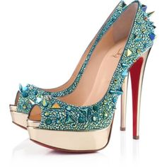 These Louboutin's are sick :)