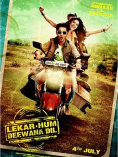 Lekar Hum Deewana Dil 2014 720p HDRip 950MB 720pmkv Movies