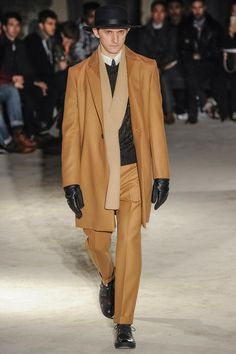 N.Hoolywood | Fall 2014 Menswear Collection | Style.com