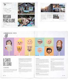 Urban 103 Paper & Ipad by Sergio Juan Design Office , via Behance