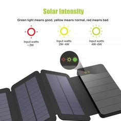 ALLPOWERS 10000mAh Solar Power Bank Waterproof Solar Charger External Battery Backup Pack for Cell Phone Tablets iphone Samsung 4