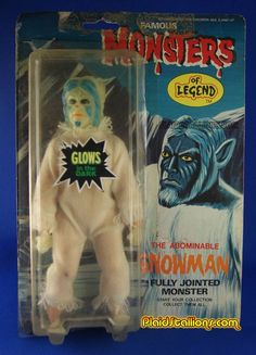 Tomland's Abominable Snowman, from Plaid Stallions