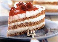Lehce opilý pohankový dort