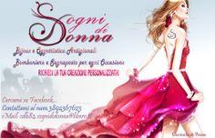 Per qualsiasi info...ecco il Biglietto da visita di Sogni di Donna!!!
