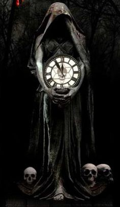 """""""Your time is come."""""""
