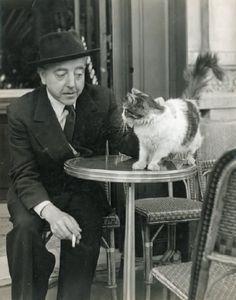 Jacques Prévert  • Izis Bidermanas