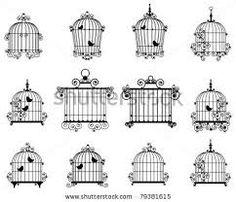 ornate bird cage - Google Search