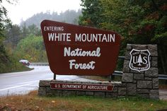 Only in New Hampshire . . . BEST PLACE EVER!!!   White Mountain National Forest  ~  LOVE OUR MOUNTAINS!