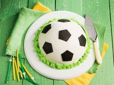 Soccer Cake, Cupcake Cakes, Cupcakes, Party Time, Party Ideas, Desserts, Recipes, Kids, Children