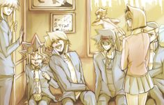 Gallery of Yu-Gi-Oh! Fan Artwork from Pixiv