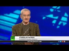 Entrevista con Stanislav Petrov, Premio de la Paz de Dresde por haber prevenido una guerra nuclear - YouTube