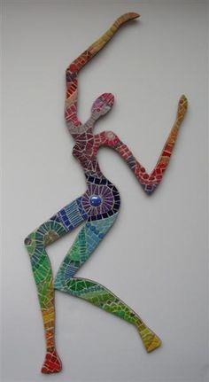 Rainbow dancer by Denise Denthe