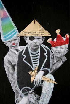 brothers in crime, via Flickr. #streetart #graffiti #Street art