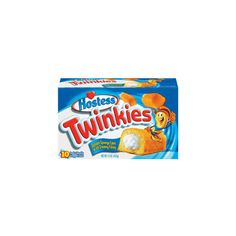 Hostess Twinkies 10-pack - Discshop.se ❤ liked on Polyvore featuring food and food and drink
