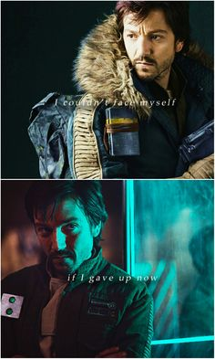 Cassian Andor | Star Wars | Rogue One | RebelCaptain