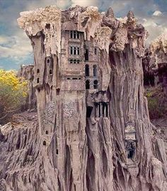 Whoa! so cool, although I have a few doubts as to whether this is an actual place. Anyone know?