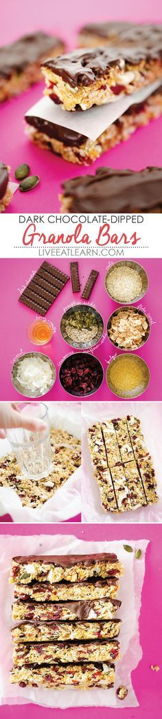 Use gluten free oats(red mill), Enjoy life dark chocolate chips, try Organic  Raw Honey,  use all unsalted nuts/seeds. Use less sugar cranberries.