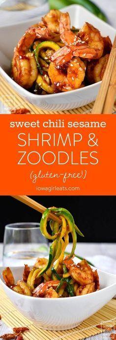 Sweet Chili Sesame S