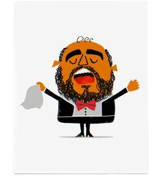 Pavarotti - The Art of Doing Something (Brian Michael Gossett)