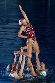 Australian Synchronized Swimming Portraits - Pictures - Zimbio