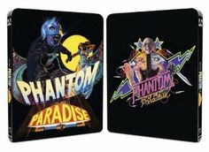 Phantom of the Paradise Steelbook [Blu-ray]: Amazon.co.uk: Paul Williams, William Finley, Jessica Harper, Brian De Palma: Film & TV
