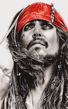 #pirate #johnnydepp #captainjack #potc #tattoo