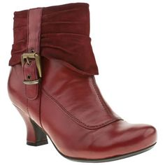 Women's Red Hush Puppies Vivika at Schuh. Duly snaffled for Mrs P