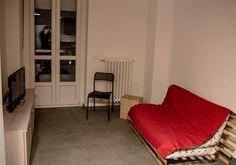 APPARTAMENTO PER STUDENTI – corso Racconigi (TO) | Ciesse Torino - area soggiorno + interior design
