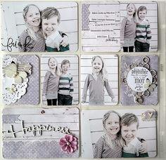 Kristine's lille papirverden: PROJECT LIFE - UKE 47