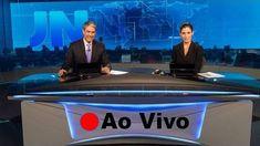 🔴 G1 Notícias Plus HDTV 3.0 está ao vivo: Jornal Nacional – Ao Vivo – Segunda-Feira, 06/11/2017.