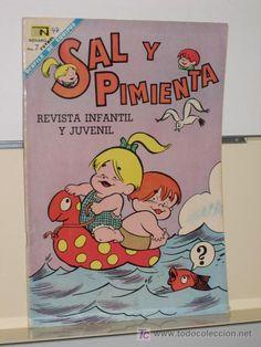 SAL Y PIMIENTA Nº 47  NOVARO (Tebeos y Comics - Novaro - Otros)