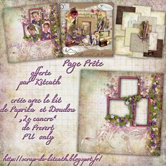 Doudou's Design: Another FREE Quickpage !!!