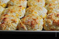 Cheddar Biscuits!  Yummmm...  @addapinch