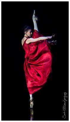 Anastasia Matvienko in Anna Karenina. Mariinsky Ballet at the New Mariinsky Theatre (Mariinsky II), April 30, 2014.
