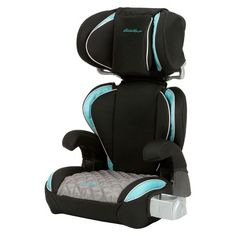 Eddie Bauer® Deluxe Belt-Positioning Booster Car Seat
