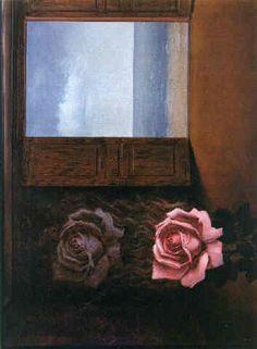 Le sens de la pudeur by René Magritte