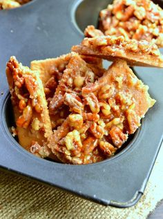 With the crunch of Pecans and delicious taste of pie, Wishes N Dishes' recipe for Pecan Pie bark, made with Graham Crackers is one tasty Holiday treat.
