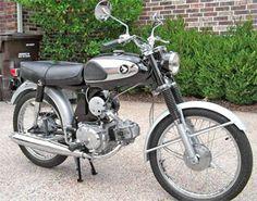 1965 Honda S90