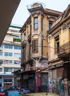 Thessaloniki, Greeks, Macedonia, Uber, Ghosts, Old Photos, Architecture Design, Places To Visit, Street View