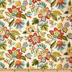 Upholstery Fabric Waverly Collection sold per Yard for Home Decor, Window Covering. Accent Pillows, Tote Bsgs & more