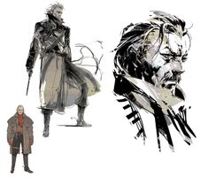 Ocelot  ★ || CHARACTER DESIGN REFERENCES (https://www.facebook.com/CharacterDesignReferences & https://www.pinterest.com/characterdesigh) • Love Character Design? Join the Character Design Challenge (link→ https://www.facebook.com/groups/CharacterDesignChallenge) Share your unique vision of a theme, promote your art in a community of over 25.000 artists! || ★